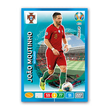 Load image into Gallery viewer, 5 Packs Euro 2020 official Star Card Blind Pack (8 cards/pack) Random Card