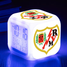 Load image into Gallery viewer, La Liga Colorful LED Alarm Clock