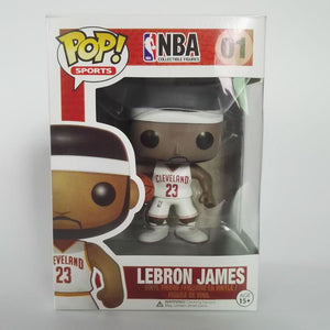 POP! NBA Sports Stars Figure Series