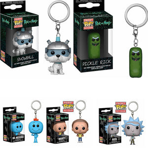 Pop Rick and Morty Action Figure Collection Toy