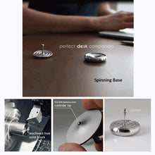 Load image into Gallery viewer, 304 Stainless Steel Spinning Top