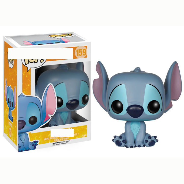 POP Stitch Vinyl Action Figures Collection Model Toys