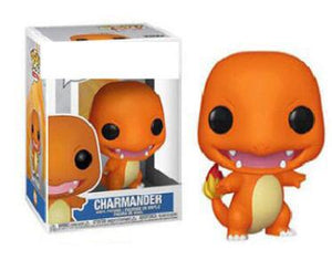 POP Pikachu Bulbasaur Charmander Doll Collection Model Toys
