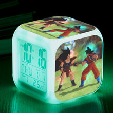 Load image into Gallery viewer, Dragon Ball LED Colorful Alarm Clock