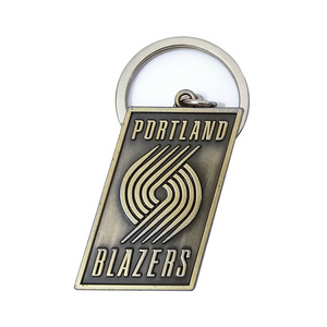 NBA Basketball Team Keychain Retro Keychain