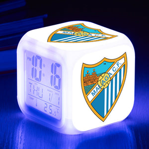 La Liga Colorful LED Alarm Clock