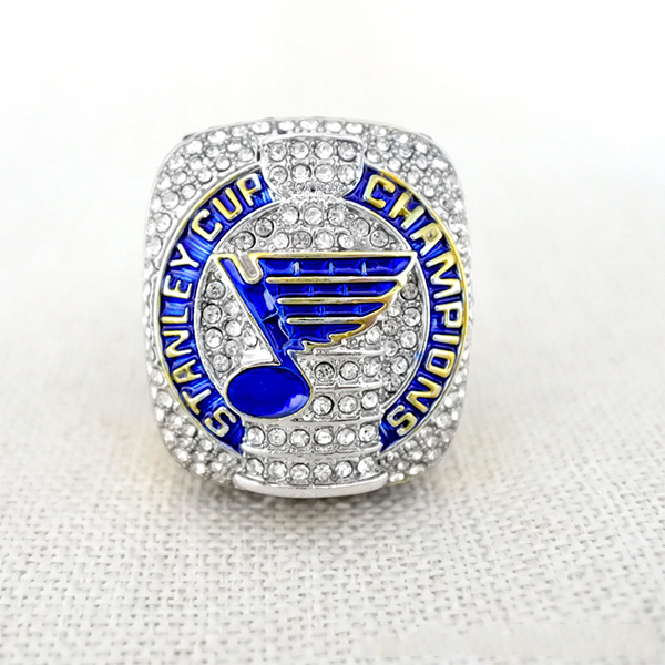 NHL Ice Hockey St. Louis Blues Championship Ring