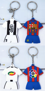 Football Fan Souvenirs Football Jersey Keychain