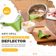 Load image into Gallery viewer, Anti-spill Kitchenware Deflector