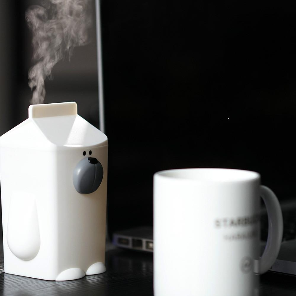 Aromatherapy USB Air Cool Mist Humidifier Quiet Personal Diffuser