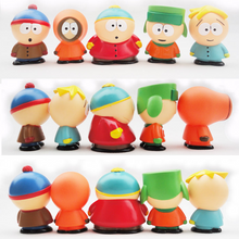 Load image into Gallery viewer, 5 pcs South Park Dolls Decoration Toys