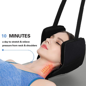 Neck Hammock Head Stretcher for Neck Pain Relief