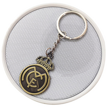 Load image into Gallery viewer, Football Club Medal Keychain Pendant