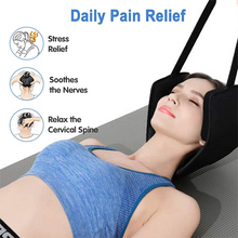Load image into Gallery viewer, Neck Hammock Head Stretcher for Neck Pain Relief