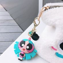 Load image into Gallery viewer, The Powerpuff Girls Doll Keychain Cute Pendant