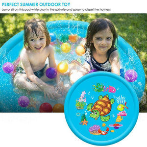 Sprinkle N Splash Water Play Mat