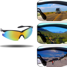 Load image into Gallery viewer, Fashion One-Size-Fits-All Polarized Sports Sunglasses for Men/Women
