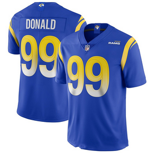 Legendary NFL Football Jersey Kupp 99 Donald 16 Goff Jersey