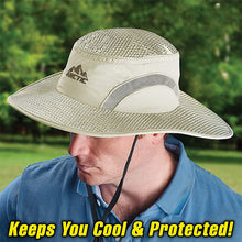 Load image into Gallery viewer, Arctic Hat Evaporative Cooling Hat With UV Protection