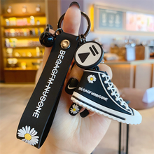 Load image into Gallery viewer, G-Dragon Same Style Small Daisy Keychain