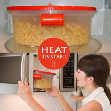 Load image into Gallery viewer, Heat Resistant Microwave Pasta Boat