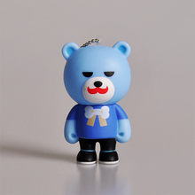 Load image into Gallery viewer, Bigbang Explosion Bear Keychain Doll Pendant