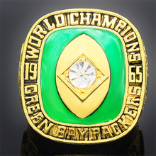 Load image into Gallery viewer, NFL Green Bay Packers Championship Ring
