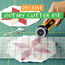 Load image into Gallery viewer, Deluxe Rotary Cutter Kit