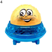 Load image into Gallery viewer, Bath Toys Baby Electric Induction Sprinkler Ball