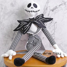 Load image into Gallery viewer, The Nightmare Before Christmas Jack Skellington Plush Dolls