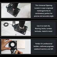 Load image into Gallery viewer, Universal Six-Sided Angle Measuring Locator - Multi-Angle Measuring Tool