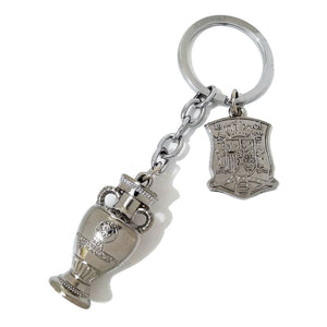 [New release] UEFA Nations League  Mini Trophy Keychain Fan Souvenirs