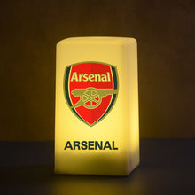 Load image into Gallery viewer, Football Club Night Light Decoration Table Lamp