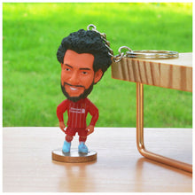 Load image into Gallery viewer, Messi Cristiano Modric Football Doll Keychain Pendant