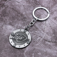 Load image into Gallery viewer, Basketball Pendant NBA Keychain Metal Key Tag