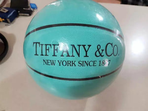 Co-branded Basketball Souvenir