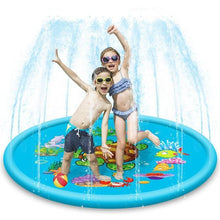 Load image into Gallery viewer, Sprinkle N Splash Water Play Mat