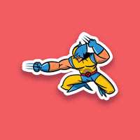 Sticker Set: 90's X-Men (V.1)