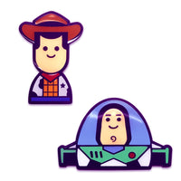 Pin: Set of Woody and Buzz