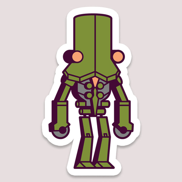 Sticker: Cherno Alpha