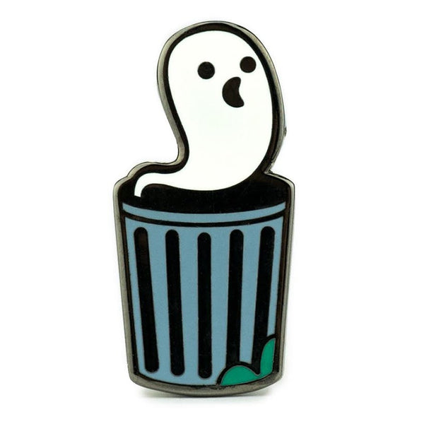 Pin: Garbage Ghost