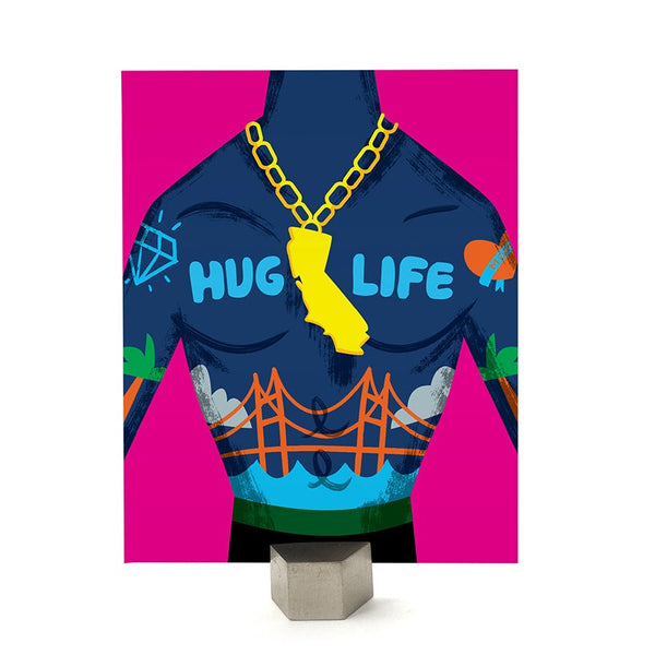 Thinking About You: Hug Life