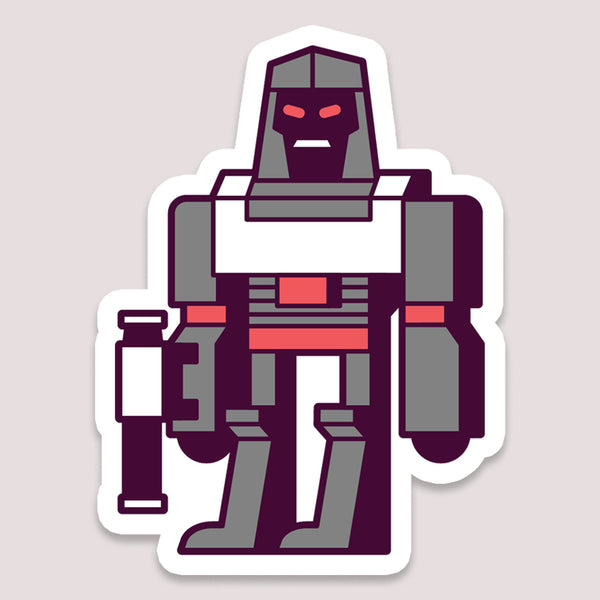 Sticker: Megatron