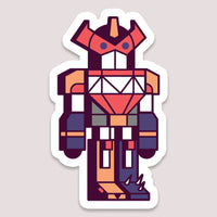 Sticker: Megazord
