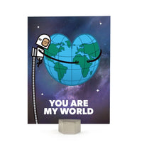 Relationship: My World