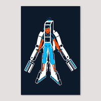 Mini Print (Screenprint): Ripley