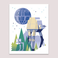Art Print: Star Wars