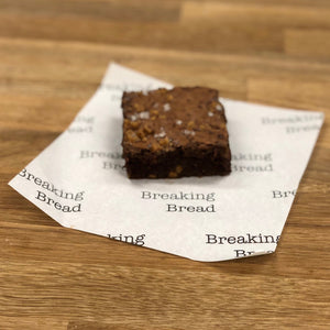 Salted caramel brownie (Christmas pick up)
