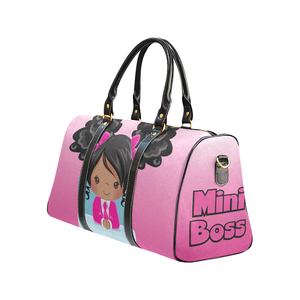 Mini Boss Weekender Travel Bag