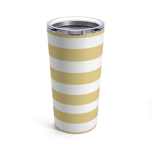 Living My Best Life (Gold) 20oz Stainless Steel Travel Tumbler